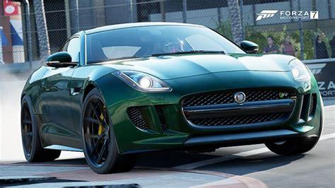Jaguar F-type R In Forza Motorsport 7
