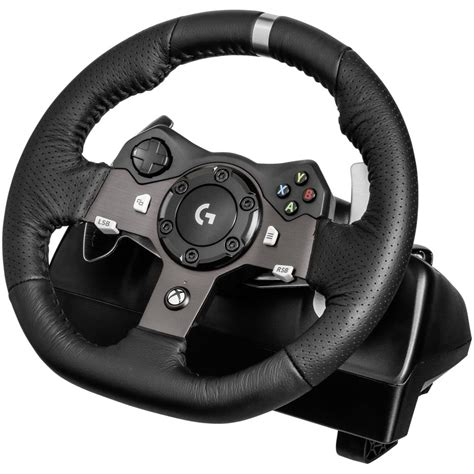 xbox one lenkrad mit pedalen logitech g920 driving lenkrad mit pedalen usb f xbox one pc gaming 5099206058996 ebay