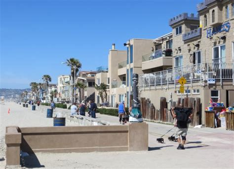 Best Boardwalks Around San Diego California