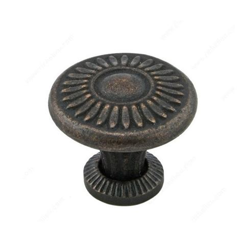 cast iron cabinet knobs richelieu traditional cast iron 1 1 2 inch diameter