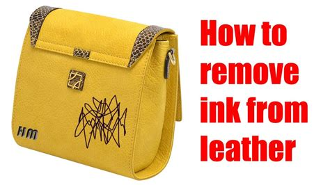 Remove Pen From Leather Sofa by How To Remove Ink From Leather