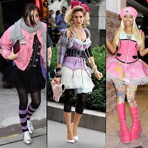 Déguisement Madonna Année 80 : chaussure femme annee 80 ~ Melissatoandfro.com Idées de Décoration