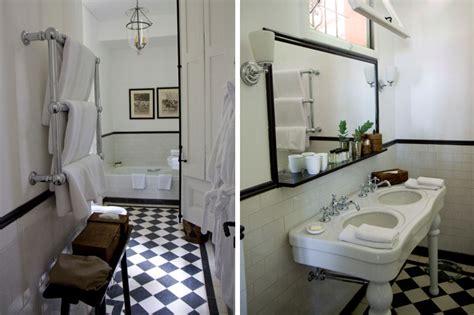 carrelage damier noir et blanc salle de bain carrelage noir et blanc damier