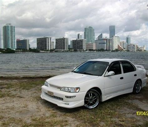 Sell Used 1997 Toyota Corolla In Excellent Condition With