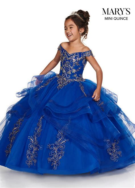 Little Quince Dresses | Style - MQ4013 in Coral/Gold or ...