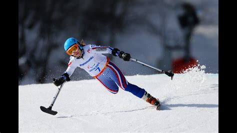 Alpine Skiing Paralympics Winter