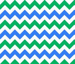 Lime Green Chevron Wallpaper