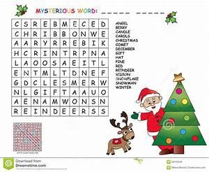 Spiele Für Weihnachten : spiel f r kinder f r weihnachten stock abbildung illustration von karikatur spielen 58155549 ~ Frokenaadalensverden.com Haus und Dekorationen