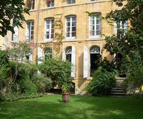 chambre d hote de charme aix en provence le jardin de chambre d 39 hôtes aix en provence