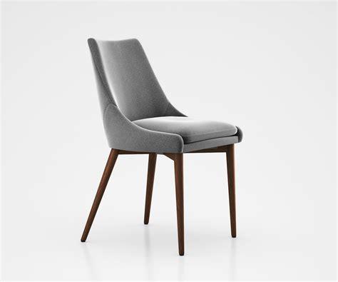 sullivan mid century dining chair wood gray 3d model max