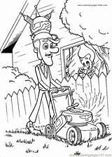 Neutron Jimmy Coloring Pages Genius Boy Adventures Coloringpages101 Template sketch template