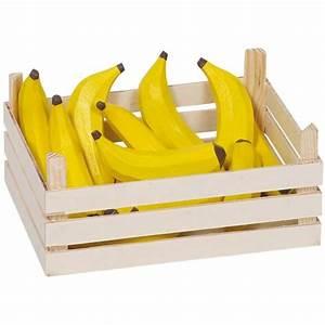 Cagette En Bois : cagette de bananes goki la f e du jouet ~ Teatrodelosmanantiales.com Idées de Décoration