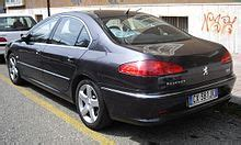 Peugeot Photo by Peugeot 607 Wikip 233 Dia