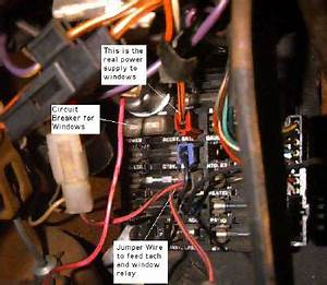 1977 Tachometer Wiring Diagram