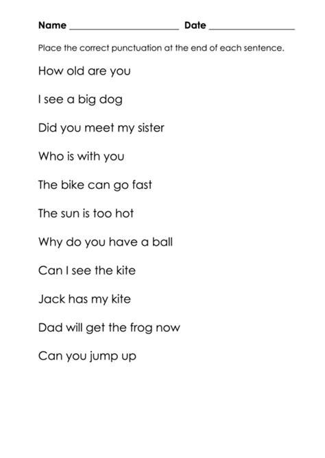 punctuation english grammar cheat sheet printable