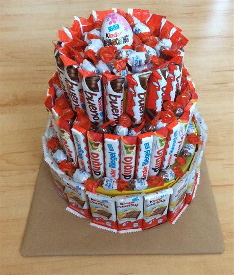 kinderschokolade torte basteln kinderschokolade torte f 252 r eine schokoladen liebende person geschenkideen kinder