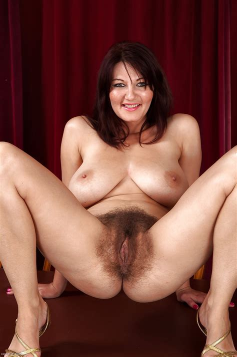 beautiful hairy milfs 9 by troc 45 pics