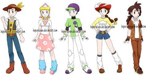 Pokemon Toy Story By Hapuriainen On Deviantart