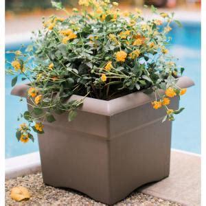 bloem    terra cotta veranda plastic square deck