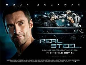 3 New Video Featurettes for Robot Boxing Film REAL STEEL ...