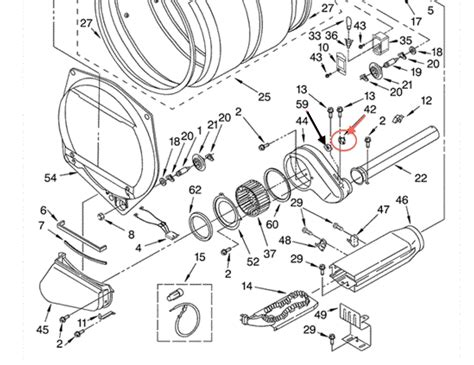 Whirlpool Thermistor Wiring Diagram by I A Whirlpool Duet Dryer Model That Starts And Runs