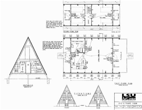 floor plan layouts free small cabin plans