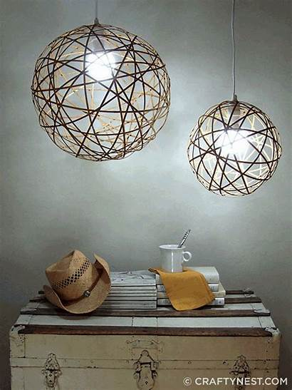 Diy Lighting Projects Huge Visual Truly