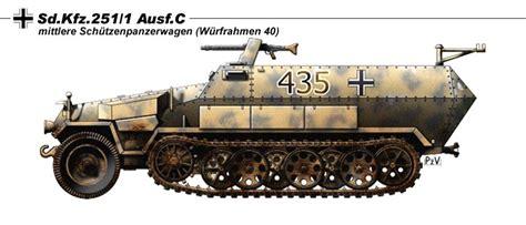 sd kfz 251 1 ausf c by nicksikh on deviantart