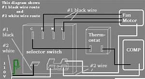 Carrier Window Ac Wiring Diagram