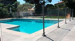 Cloture Souple Piscine : cl ture verre pour piscine clotures piscine ~ Edinachiropracticcenter.com Idées de Décoration