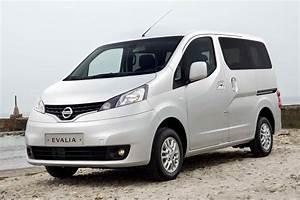 Nissan Nv200 Evalia : nissan nv200 evalia images de voitures ~ Mglfilm.com Idées de Décoration