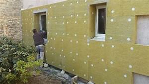 isolation thermique par lexterieur pourquoi et comment With isolation humidite mur exterieur