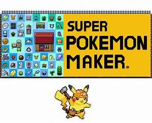super pokemon maker