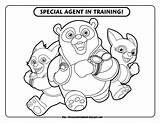 Coloring Pages Tomorrowland Miles Sheriff Callie Getdrawings sketch template