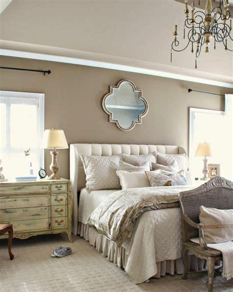 chambre beige décoration chambre blanc et beige