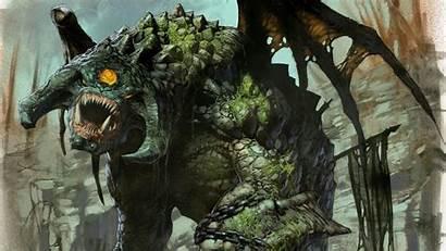 Monster Giant Sci Fi Fantasy Creature Rim