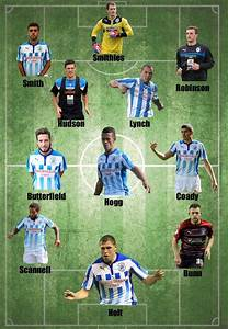 Who did Huddersfield Town fans pick in their starting XI ...