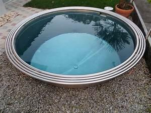 Kubikmeter Berechnen Pool Rund : poolinox runde pools aus chromstahl frei stahlbau ag thurgau schweiz ~ Themetempest.com Abrechnung