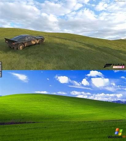 Forza Horizon Windows Xp Bliss Microsoft Found