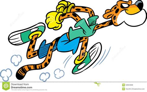 Tiger Stock Vector. Illustration Of Motion, Athletics