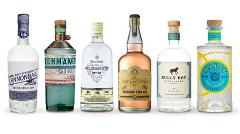 brands of gin new gins for summer