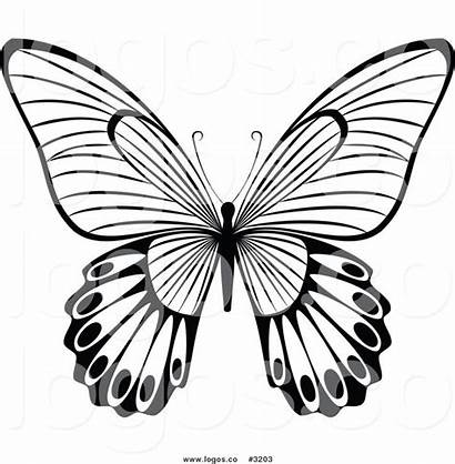 Butterfly Flying Clipart Vector Butterflies Clip Royalty