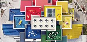 Lego House In Billund  Denmark