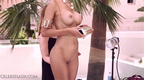 Micaela Schafer Nude Photoshoot Bts The Fappening