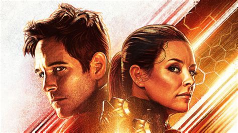 Ant-Man and the Wasp HD Wallpaper   Background Image ...