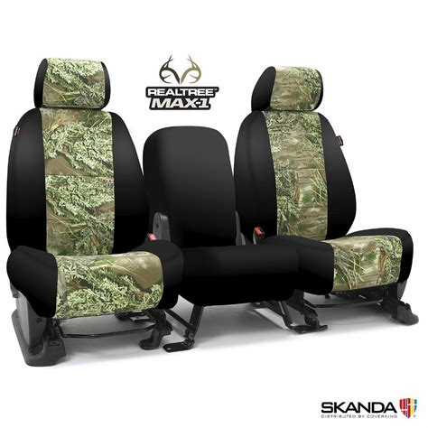 Realtree Camo Custom Fit Seat Covers  Coverking For