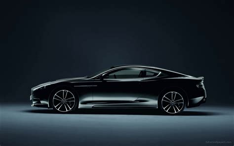 007 Car Wallpaper by Aston Martin Carbon Black Special Editions 2 Wallpaper