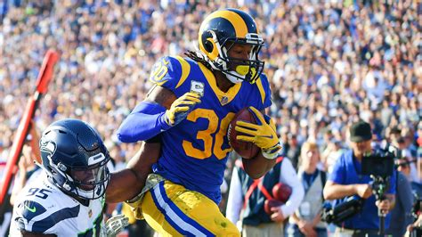 seahawks  rams score results highlights sporting news