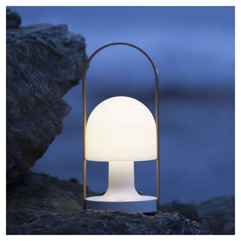 design  rechargeable lamp  indoor outdoor marset
