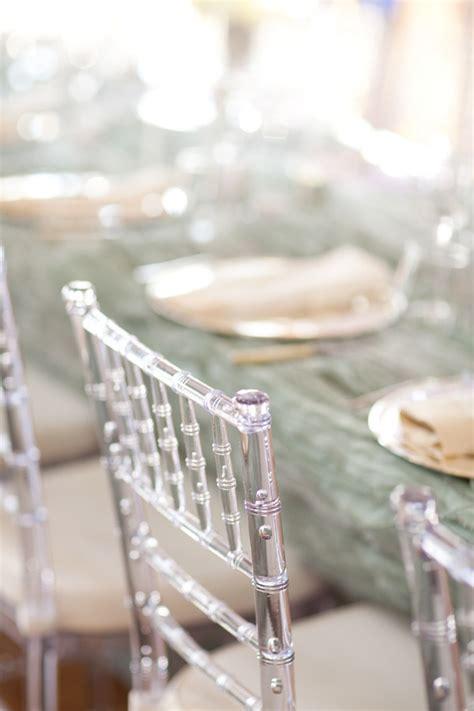 lucite chiavari chairs future wedding ideas
